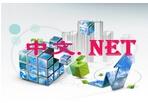 扬州网站建设优化用中文.Net域名